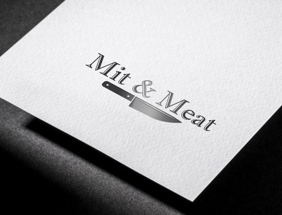 מיתוג עבור Mit&Meat שף אירועי בוטיק בשרי